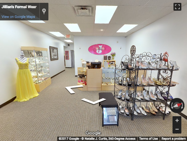 Jillian S Formal Wear Virtual Tour Ohio